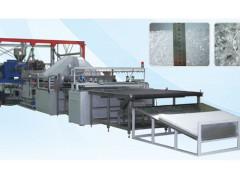 中空床垫生产线设备