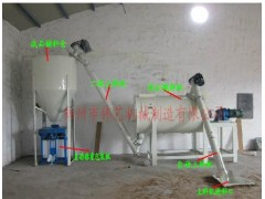 伟艺干粉砂浆生产线