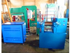 青岛橡胶开炼机/6寸标准型油加热实验室开炼机