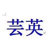 上海芸英工业皮带有限公司