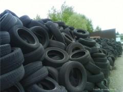 各种轮胎回收