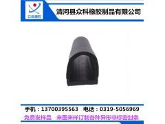 橡胶密封软管 硅胶软管 多种规格 按照客户要求生产