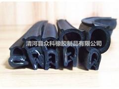 多棱型硅胶密封条厂家