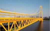 北橡院团队携特种橡胶产品助力武汉杨泗港长江大桥